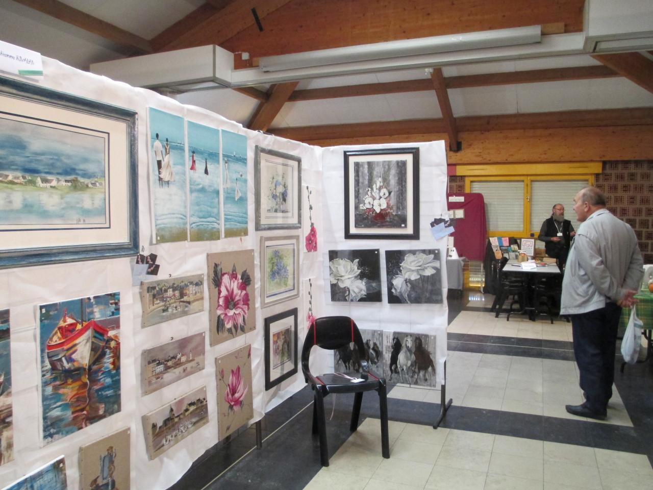 10 ème salon des Artistes Ostricourt 012