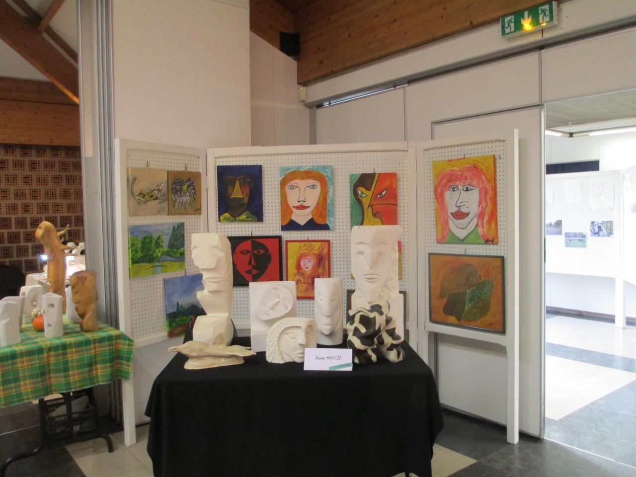10 ème salon des Artistes Ostricourt 013