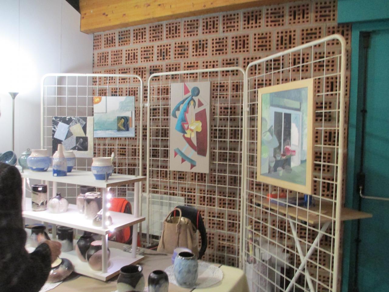 10 ème salon des Artistes Ostricourt 016
