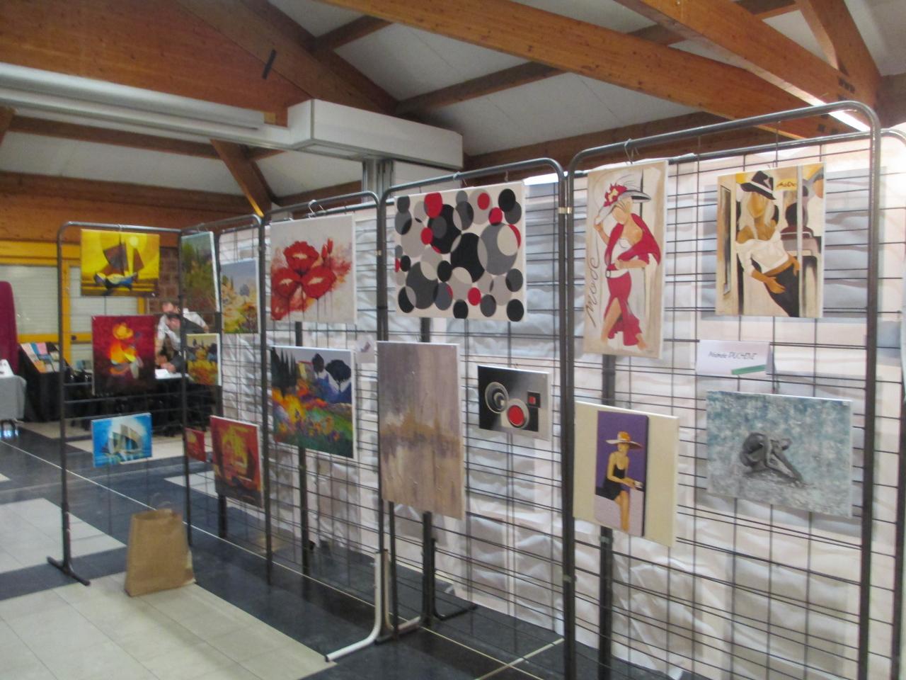 10 ème salon des Artistes Ostricourt 021