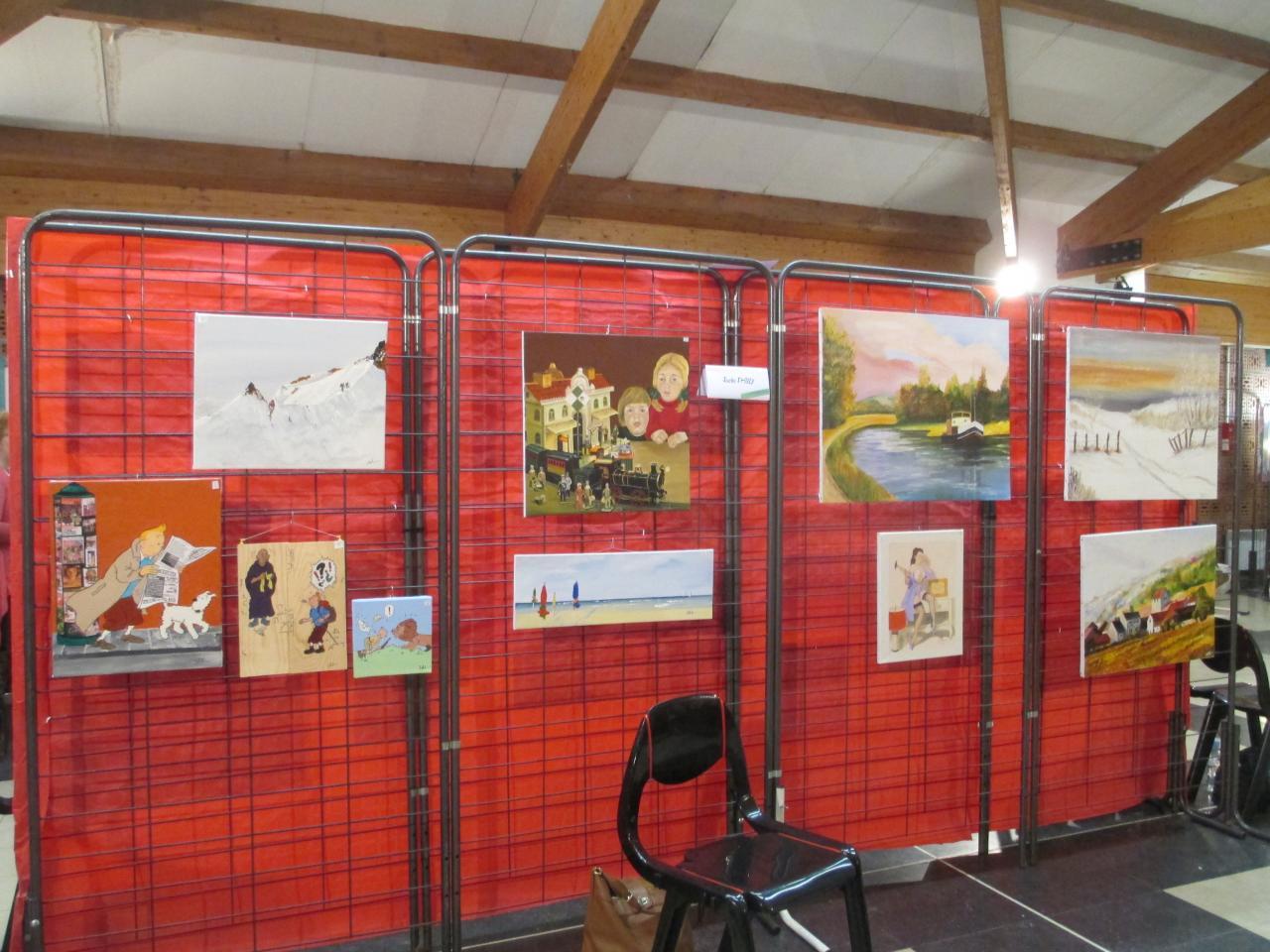10 ème salon des Artistes Ostricourt 022