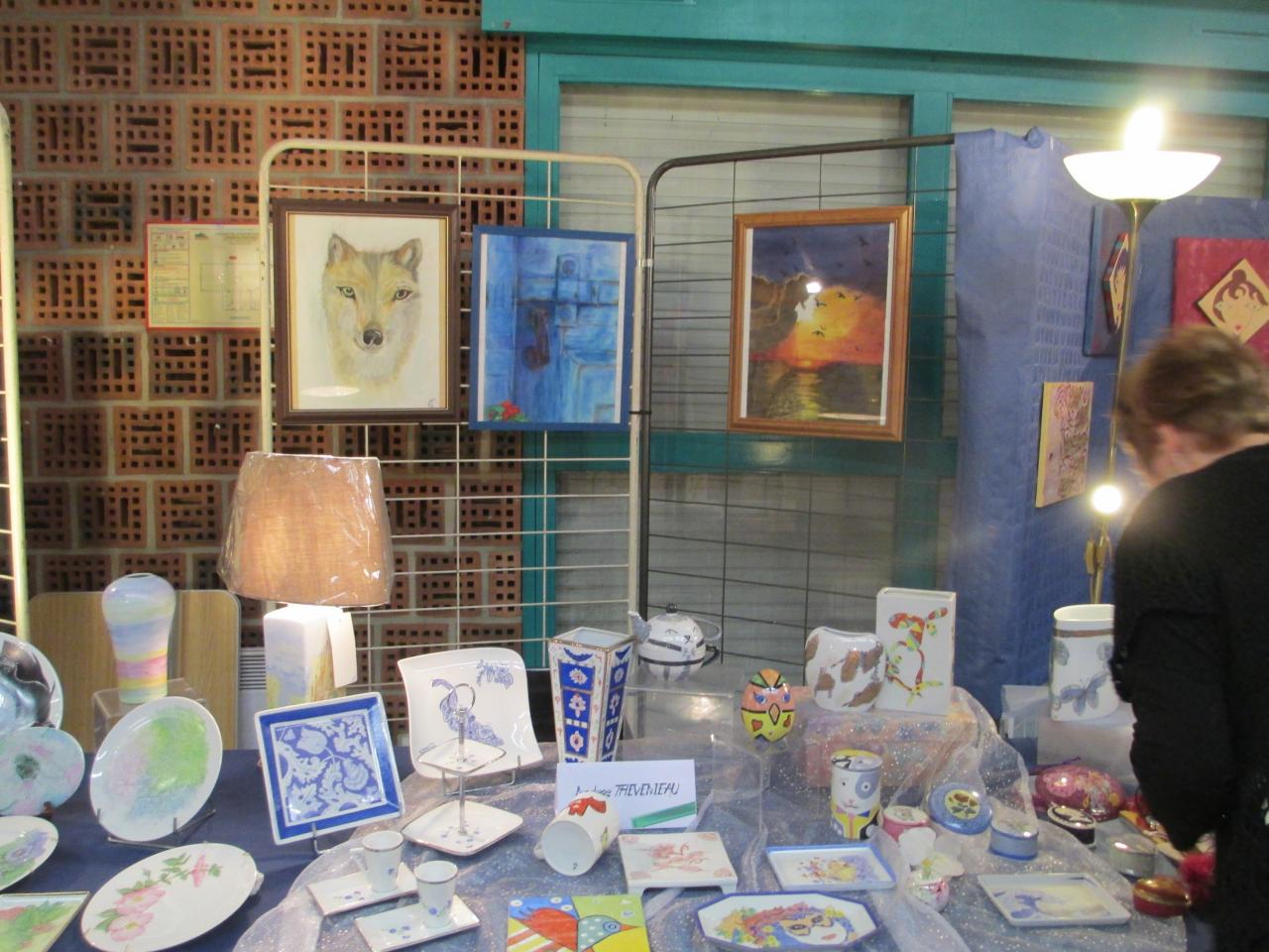 10 ème salon des Artistes Ostricourt 023