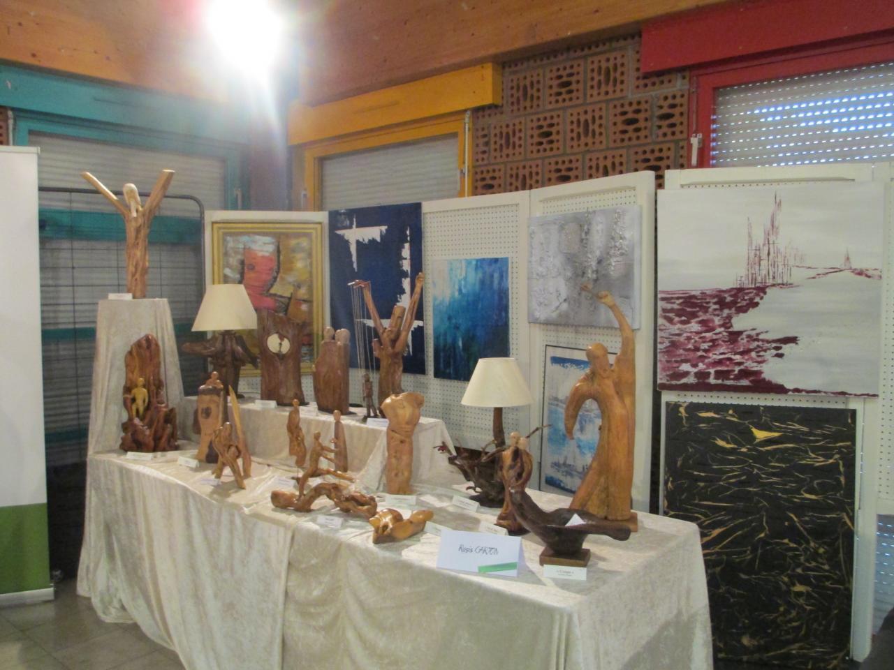 10 ème salon des Artistes Ostricourt 029