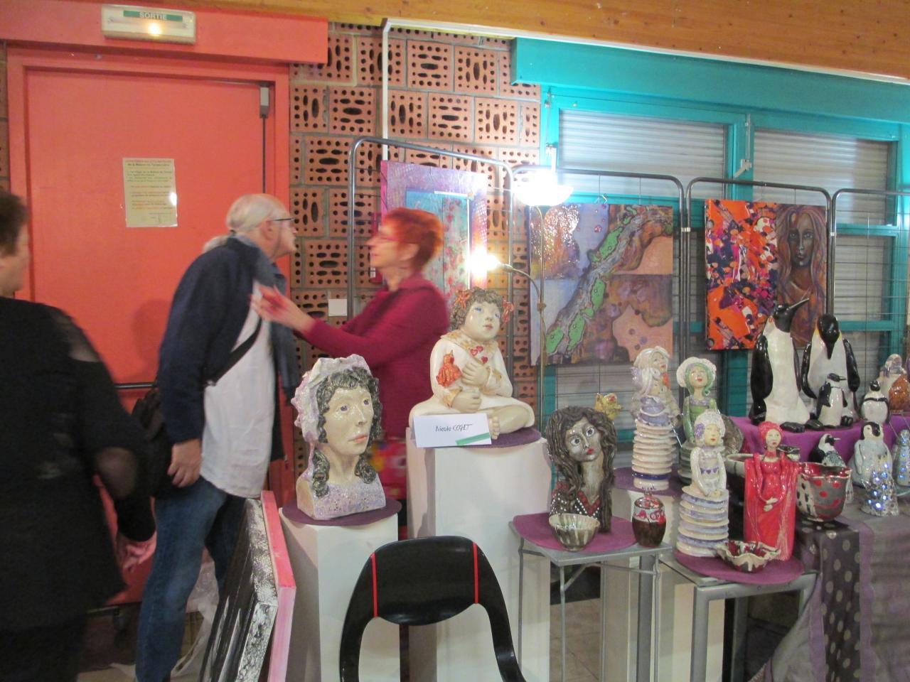 10 ème salon des Artistes Ostricourt 033