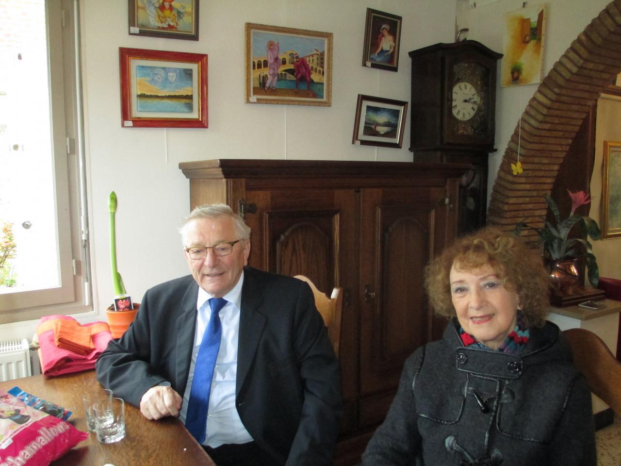 Michel ANDRIES  et Monique PICCO